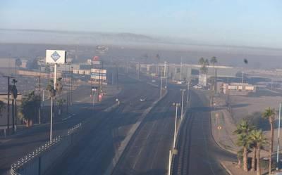 Es Mexicali primer lugar en mala calidad del aire - La Voz de la Frontera