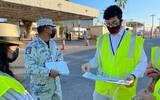 El pasado 24 y 25 de agosto cuando se llevó a cabo la sexta jornada de vacunación en la frontera Sonoyta-Lukeville