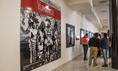 4fcee37c25 Exhiben Yumanos en el Aeropuerto de Mexicali - La Voz de la Frontera