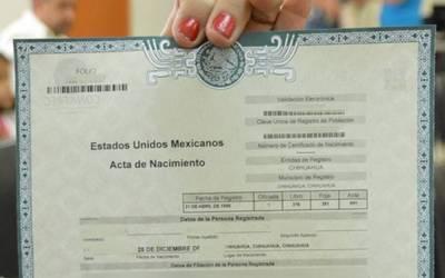 Expiden 40 Mil Actas En Cajeros La Voz De La Frontera