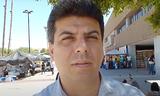 Roberto Blas Romero López, subdirector Jurídico de la Secretaría del Ayuntamiento