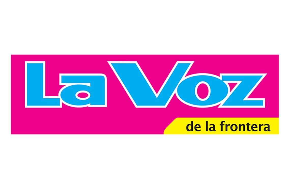 Resultado de imagen para logo lavozdelafrontera.com.mx