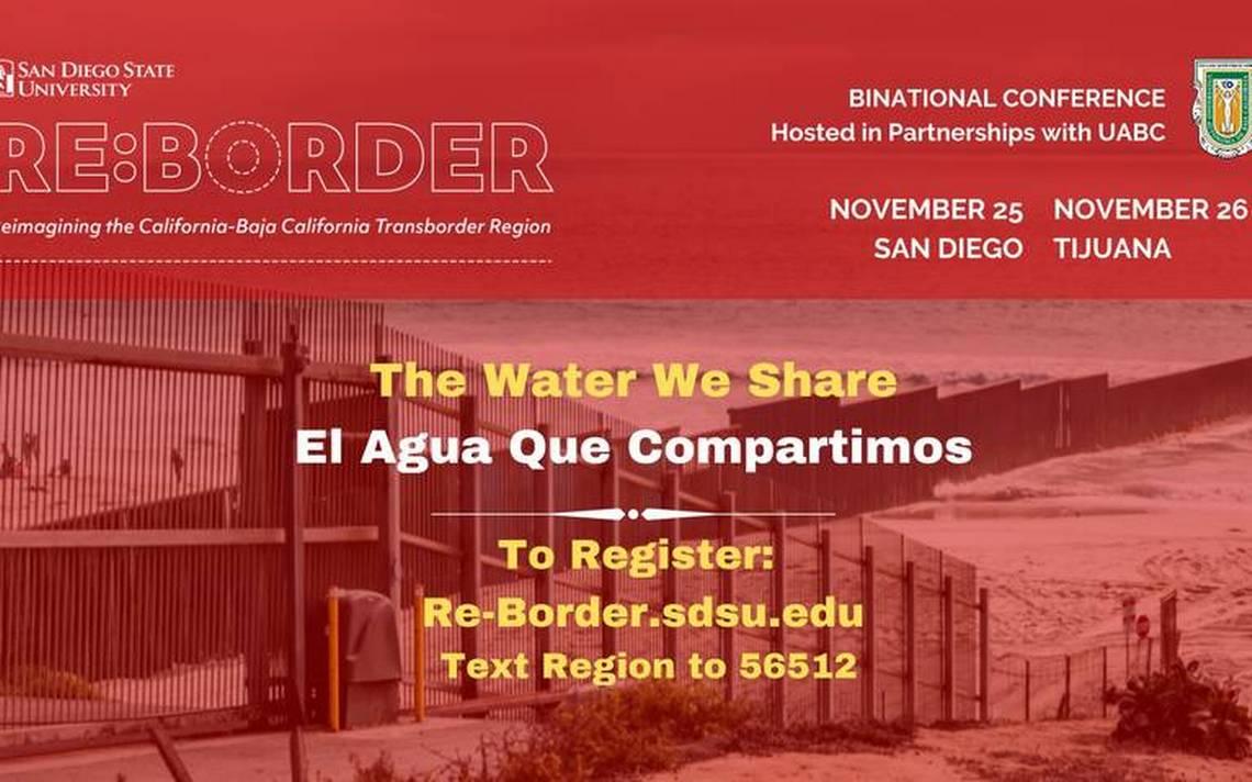 UABC y San Diego State analizarán situación hídrica - La Voz de la Frontera