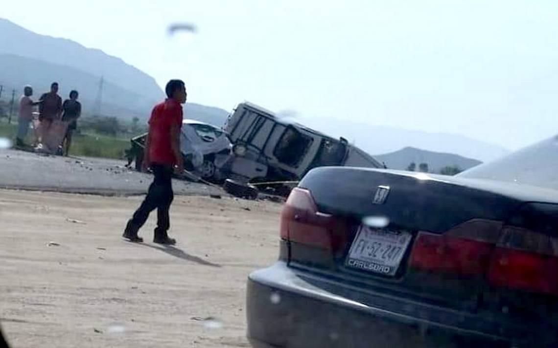 5 dead, 8 injured, looked at Ensenada-San Felipe