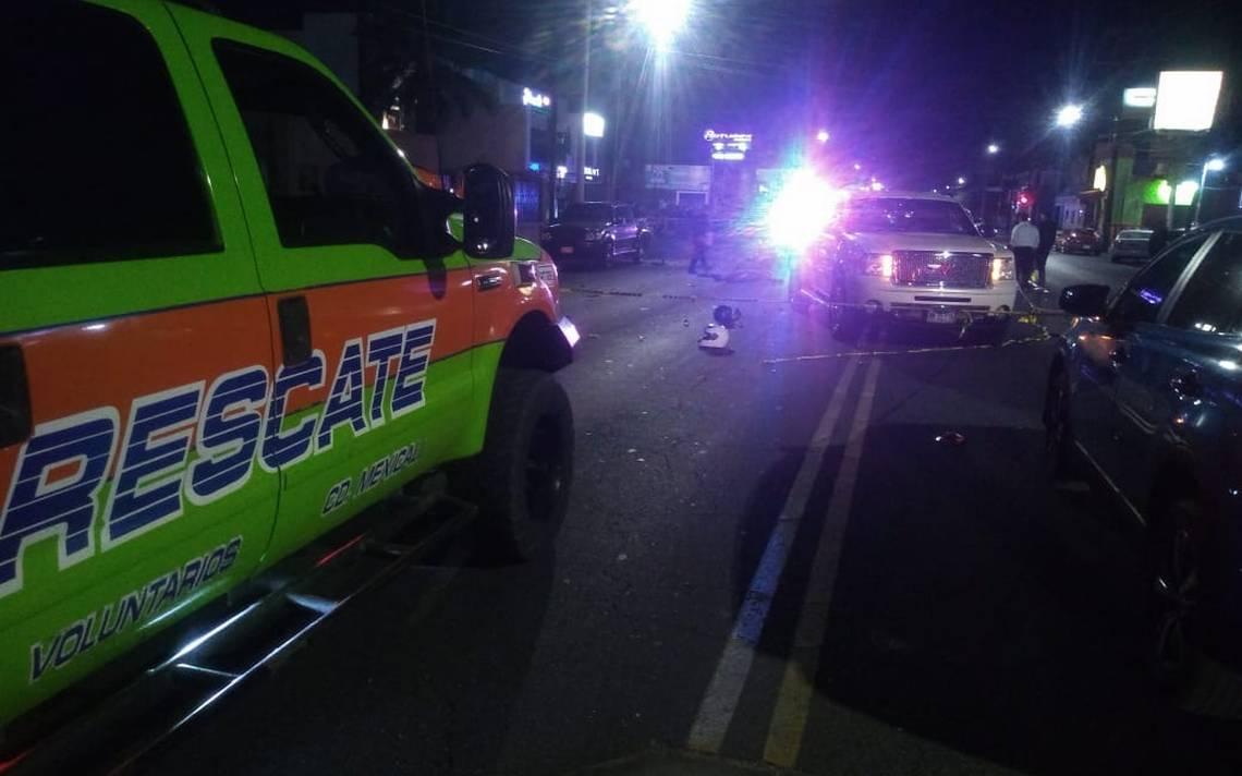 Fallece motociclista en accidente vial - La Voz de la Frontera